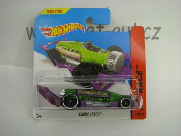 Hot Wheels 2014 Carbonator HW Race 5785 172/250